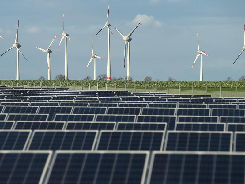 Green energy transformers
